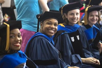 Photo of PhD Graduate